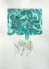 Transcendental Water  |  2007  |  49x36cm  |  etching, engraving  |  ed.10