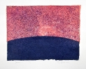 Genesis II  |  Separation of water and sky  |  2010  |  39x51cm  |  etching, chine collé  |  ed.10