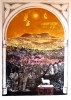 Triptych for the promised land    Moria    1998     51x36cm     colour etching     ed.10
