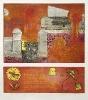 Geboorteplek / Birth Place  |  1987  |  59x54cm  |  colour photo etching  |  ed.25
