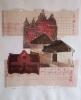 Huis tot huis  |  2005  |  30x27cm  |  etching, chine collé  |  ed.40