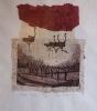 Trippel ritme  |  2005  | 28x25cm  |  etching, chine collé  |  ed.40