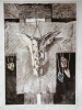 Cross for the Cape of Good Hope  |  1994  | 58x42cm  |   soft ground etching, hand coloured  |  ed.25