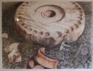 Offersteen / Sacrificial stone  |  1994  |  37x50cm  |  soft ground etching  |  ed.25